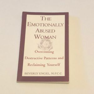 The Emotionally Abused Woman Softcover